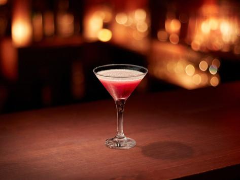 É bar aberto. Eis um cocktail para brindar ao Dia de São Valentim