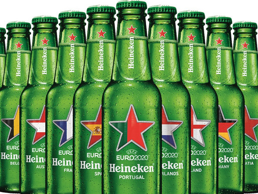 Euro2020: Heineken lança edição especial para colecionadores