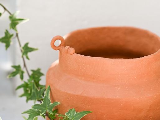 Vasinho, vaso, vasão: a nova coleção (limitada) da Ramos Cerâmica