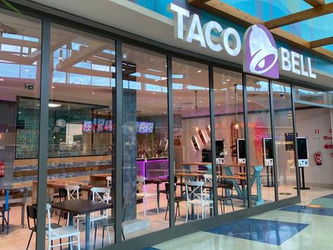 Já abriu o primeiro restaurante Taco Bell com sala própria no Norte