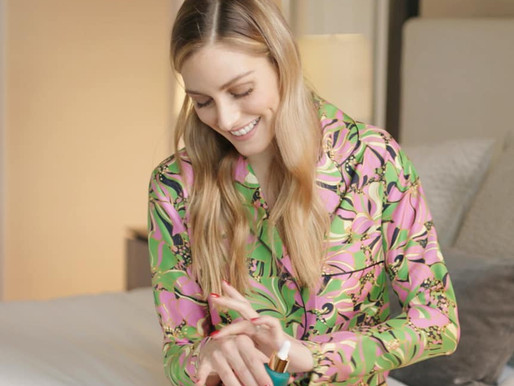 Olivia Palermo lança marca de cosmética cruelty-free e vegan