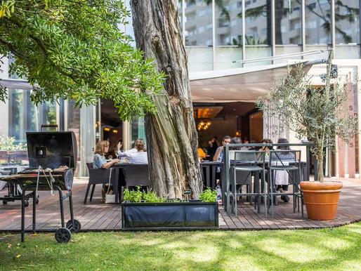 Boas notícias: terraço do restaurante Somos, no Porto, reabre amanhã