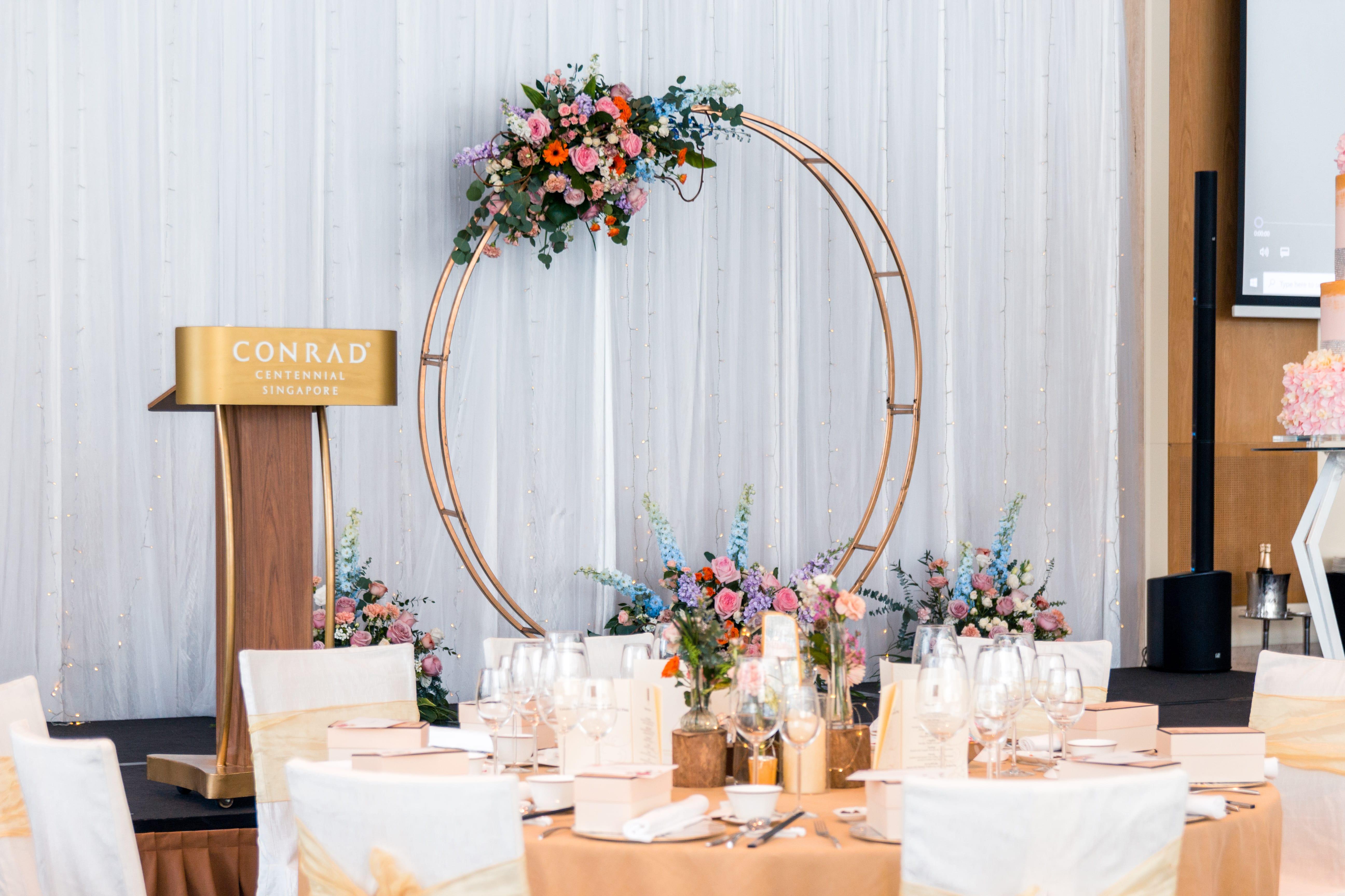 wedding rom sg