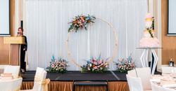 flower arch singapore