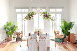 wedding arch singapore