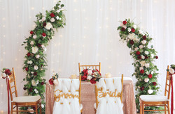 wedding styling sg