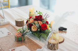 flower centerpiece wedding