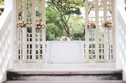 solemnisation decor