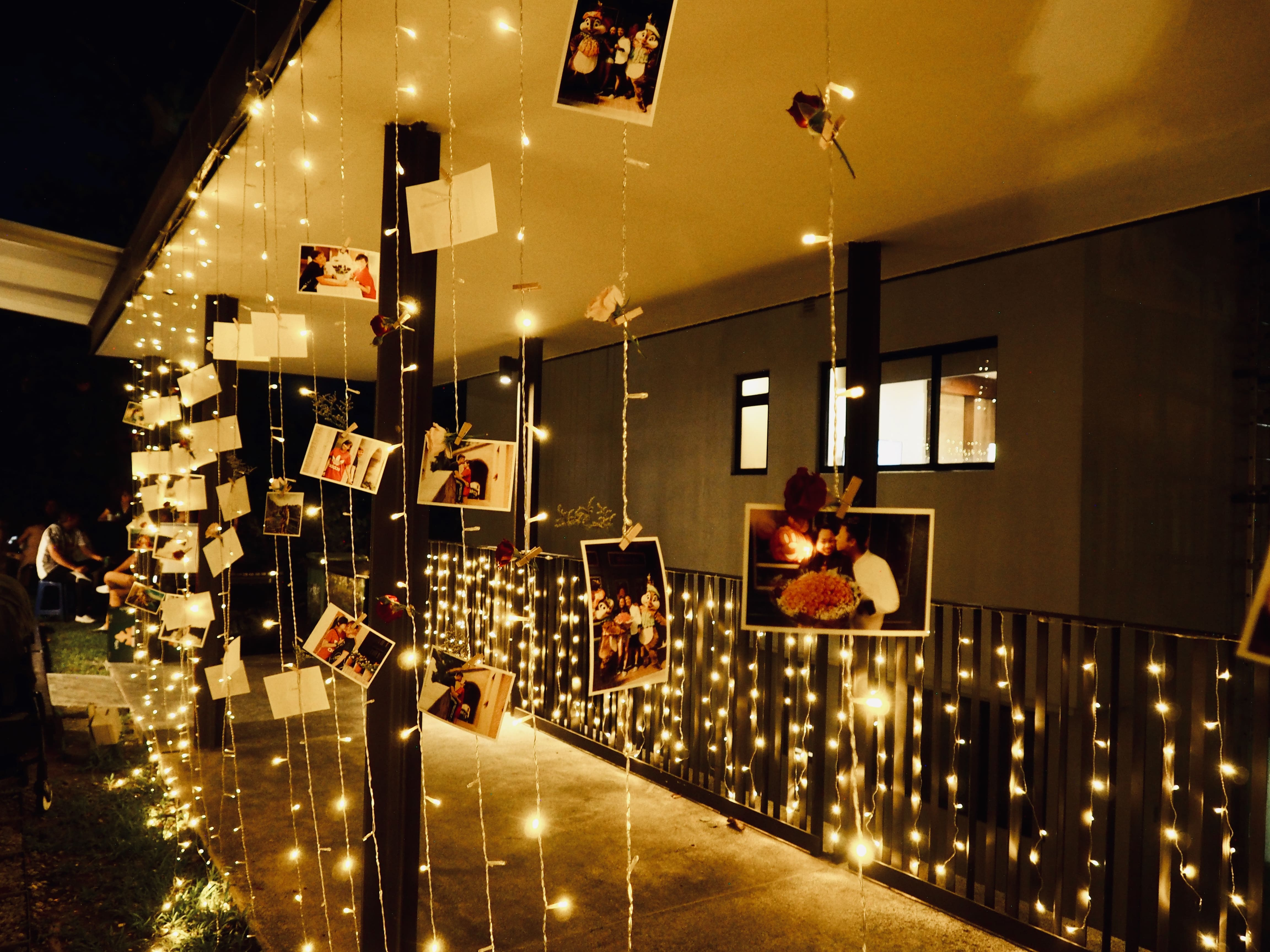 WEDDING FAIRYLIGHTS SG