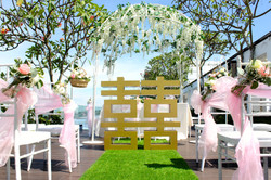 wedding decor sg