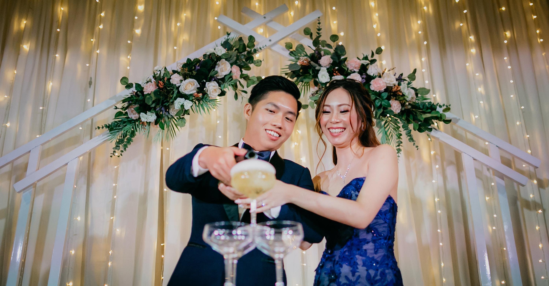singapore wedding decor