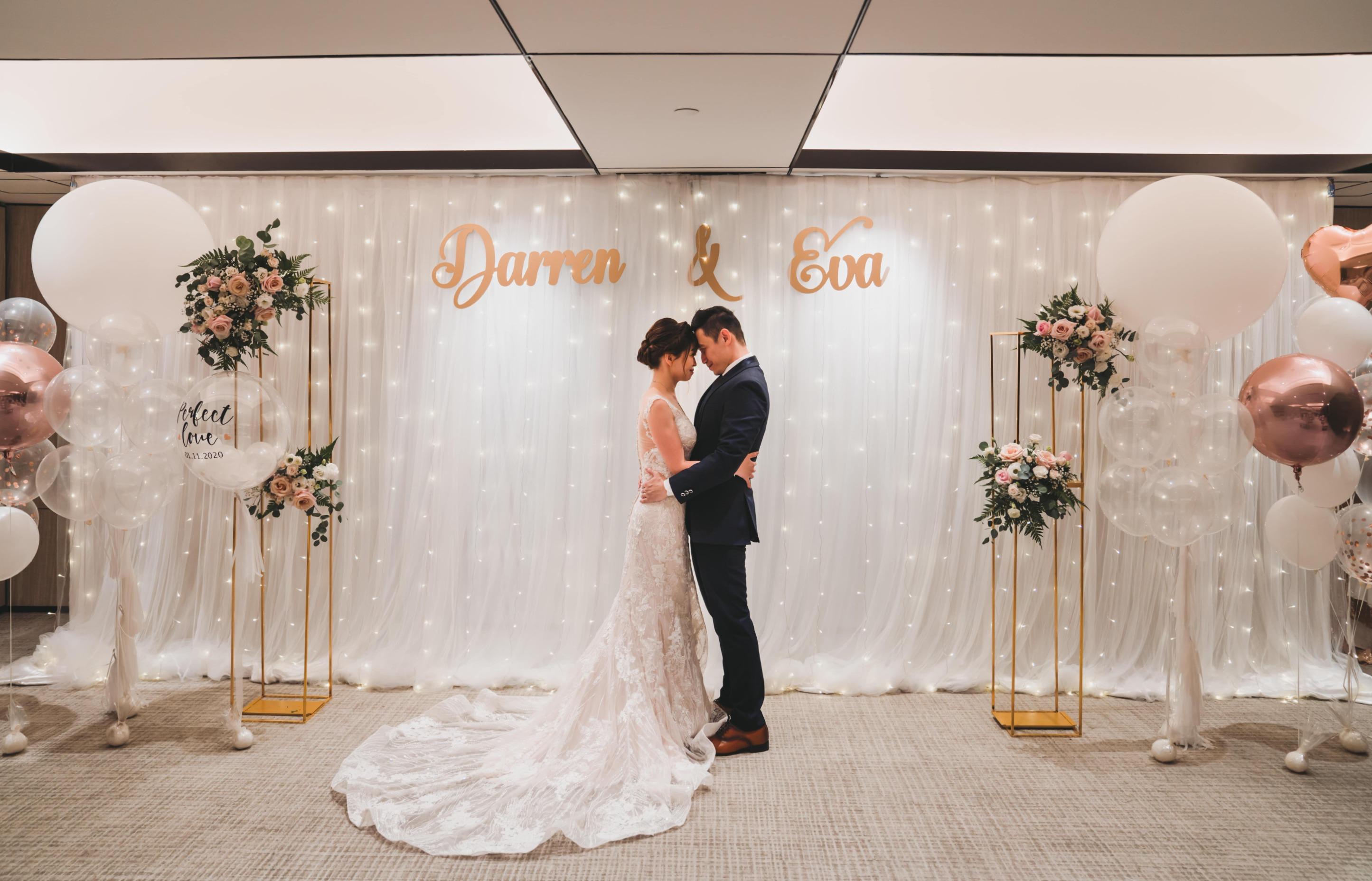 wedding fairylights singapore