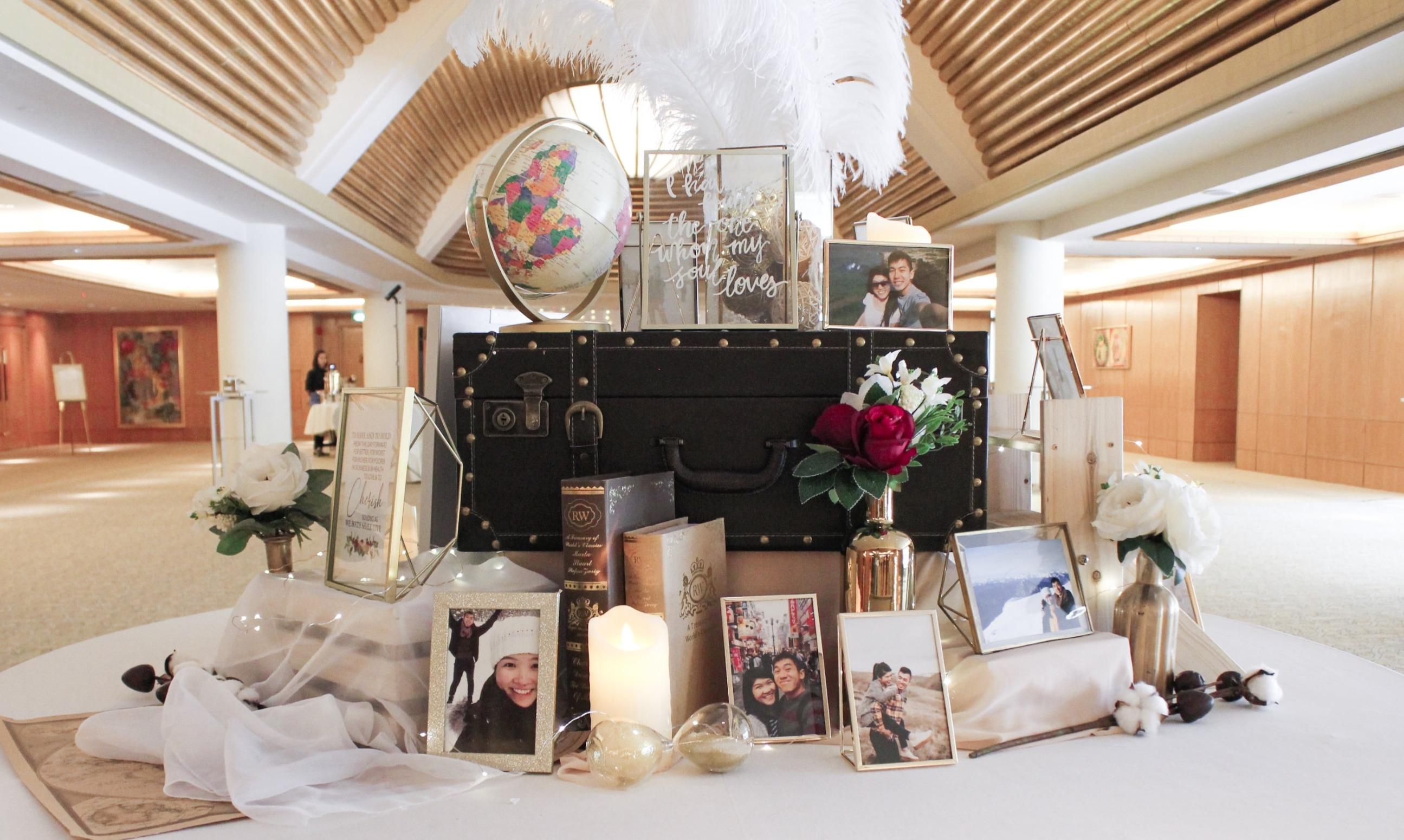 wedding decorations sg