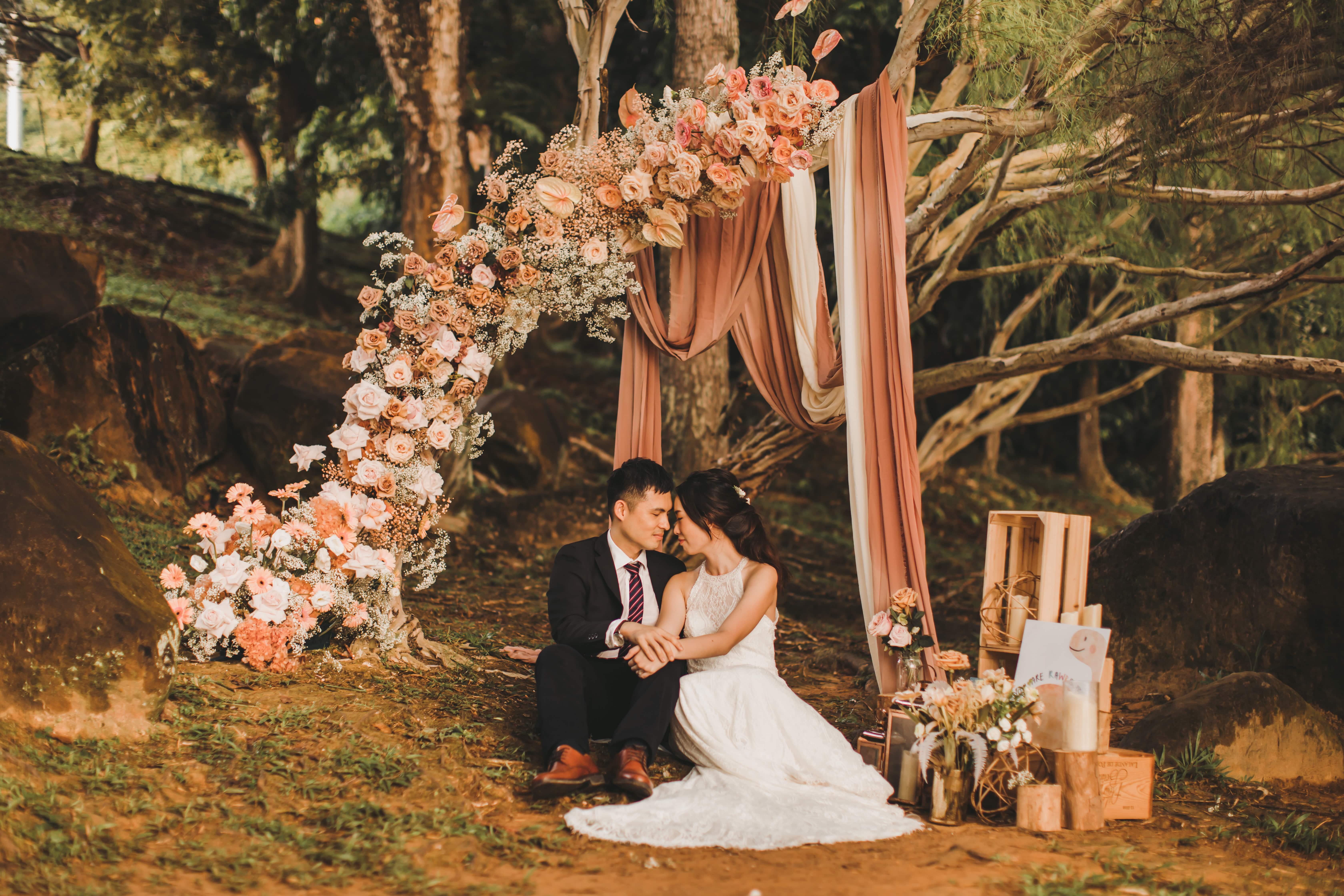 wedding decor sg