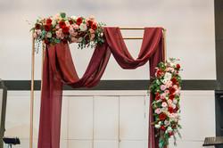 wedding arch sg