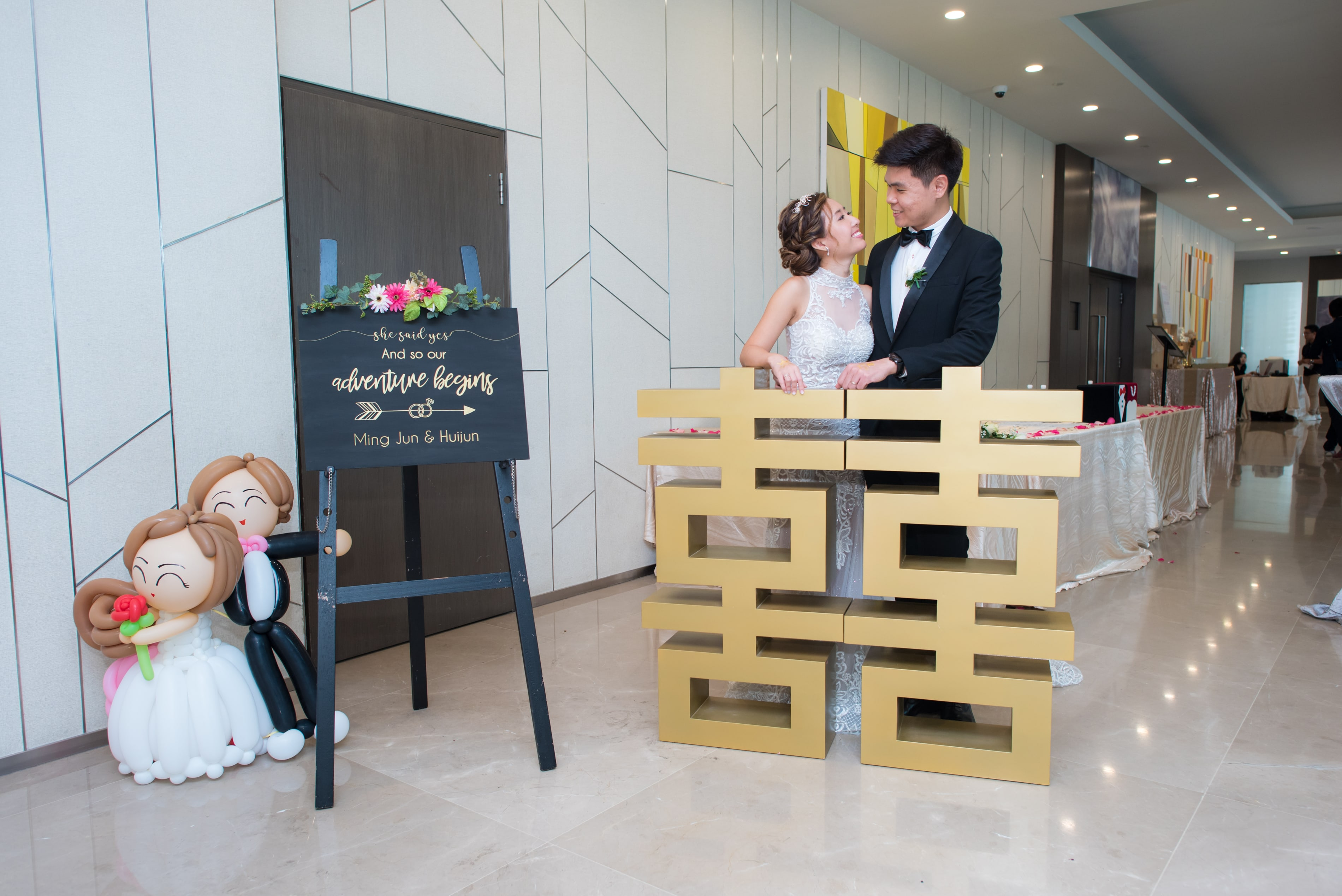 singapore wedding package