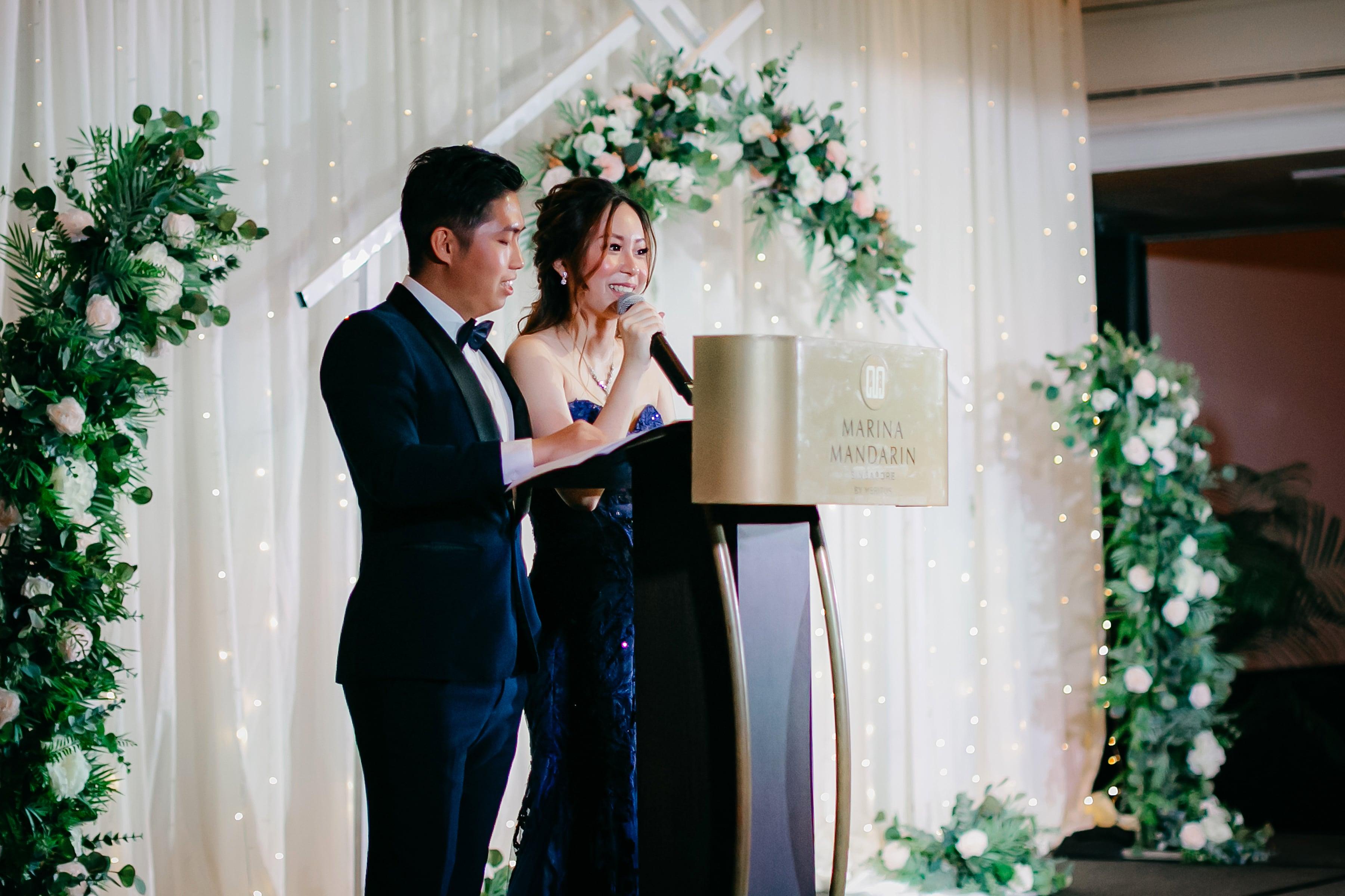 singapore wedding props
