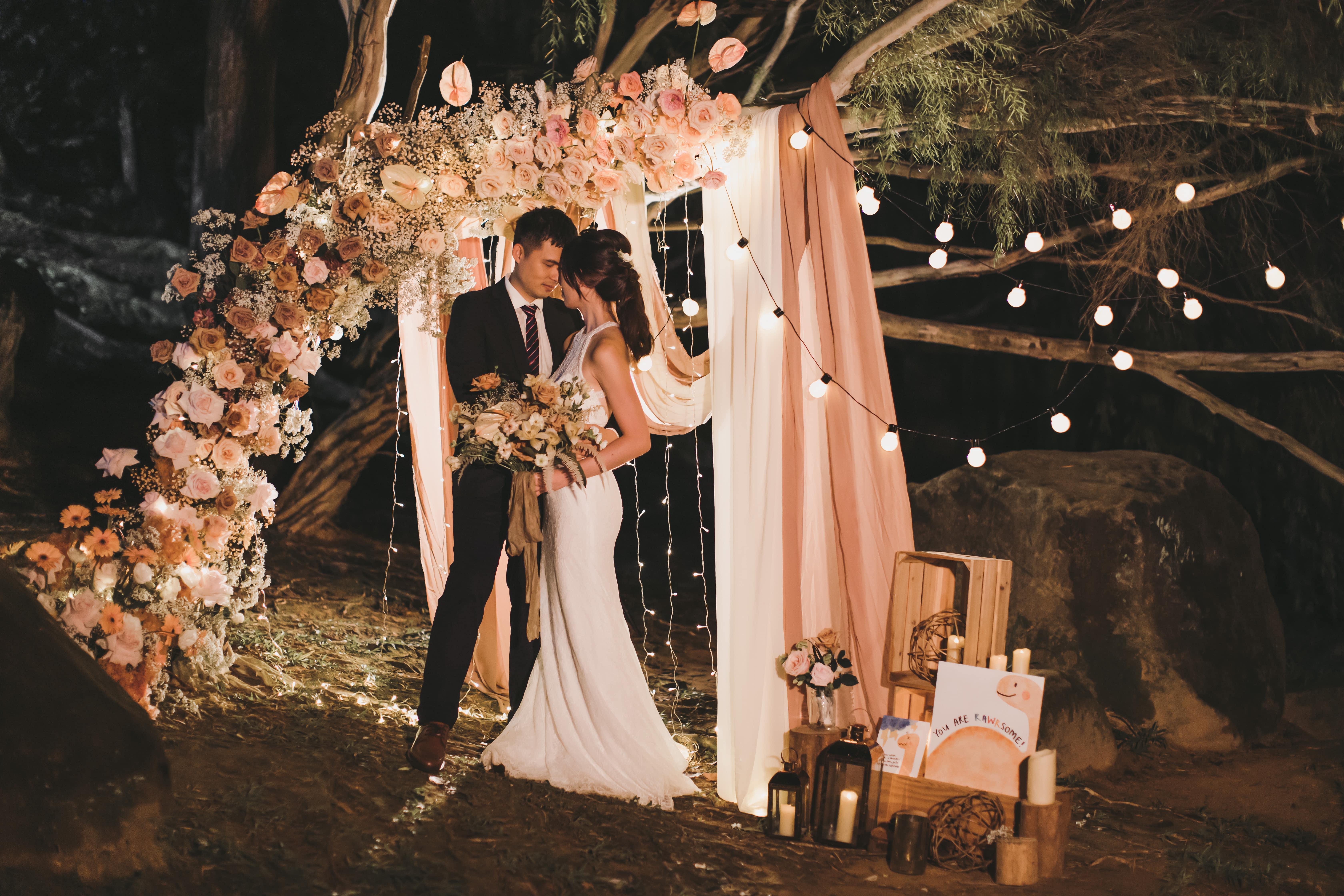 wedding styling sg