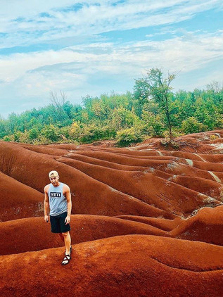 Canada or Mars__._._#canada #travelbug #