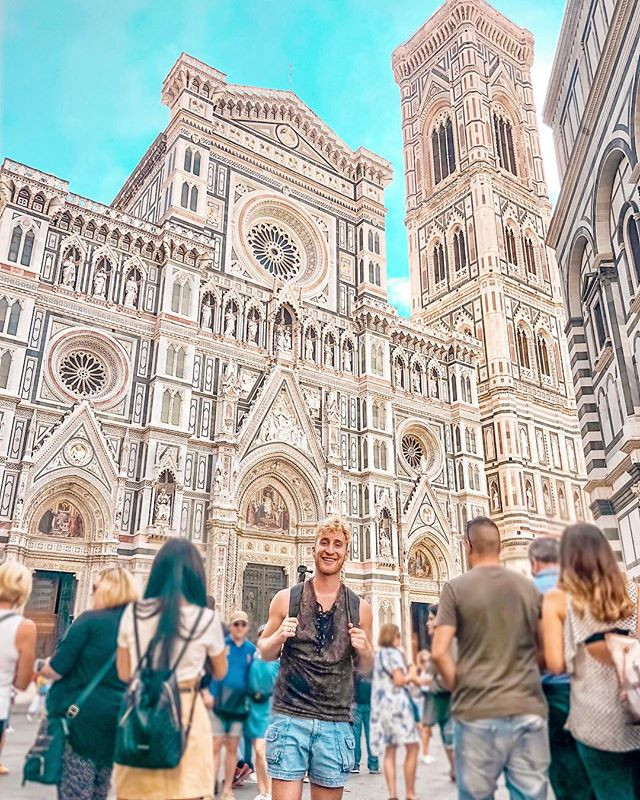 I duomo about you, but I love this city!