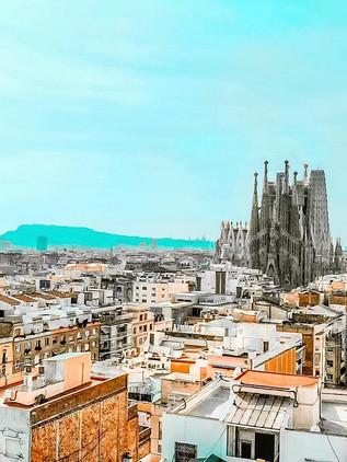 Barcelona you were a dream come true. I