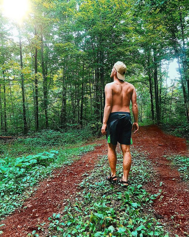 Get lost exploring, it might be one of y