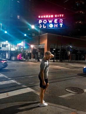 Kansas City's Power and Light District w