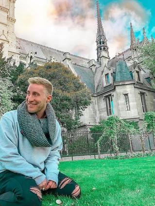 Walking in Europe got me feeling like Qu