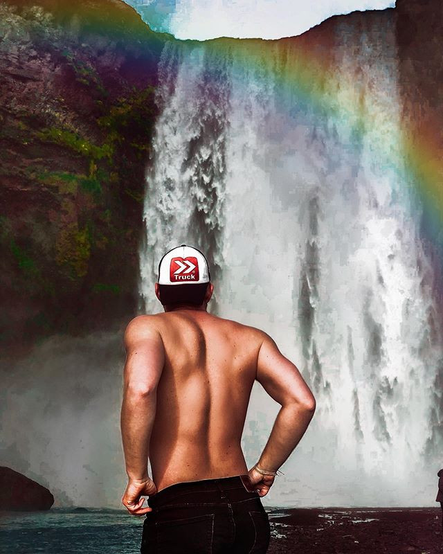 No two people see the rainbow the same w