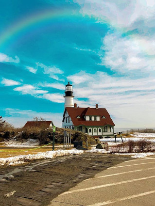 Lighthouses are truly magical. Who else