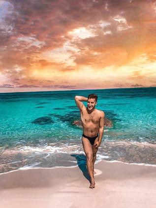Paradise island is truly paradise. I fel