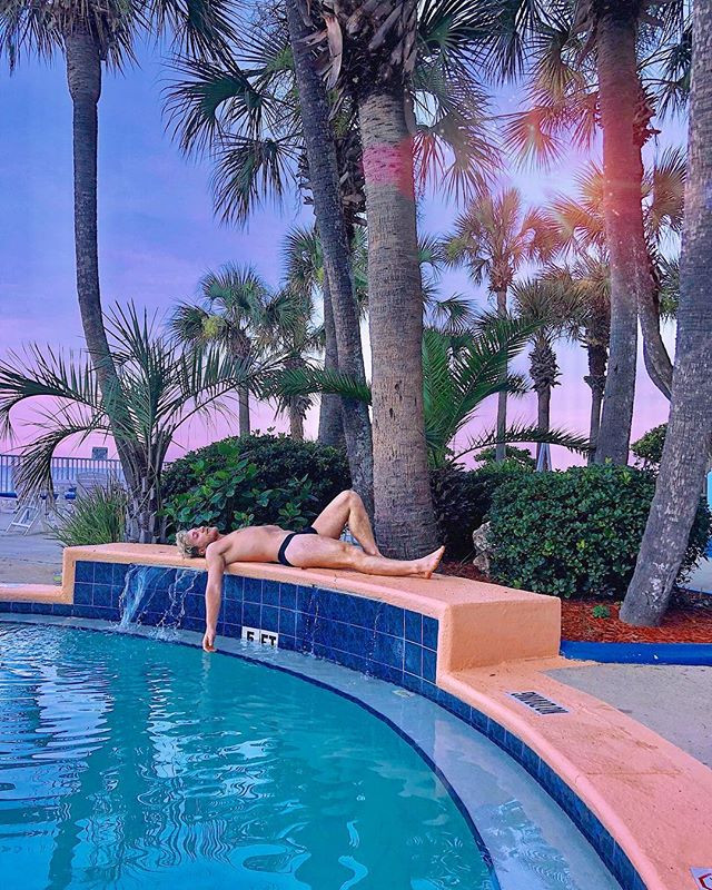 Relax and unwind, you're on island time.