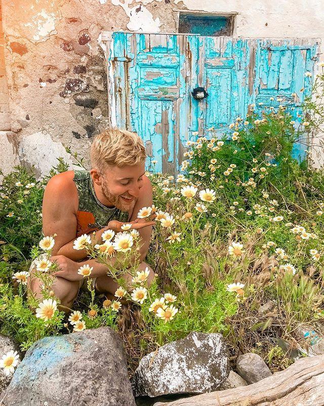 Greece wets my plants. #OopsieDaisy.jpg