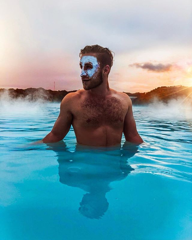 I spent 8 hours at the blue lagoon becau