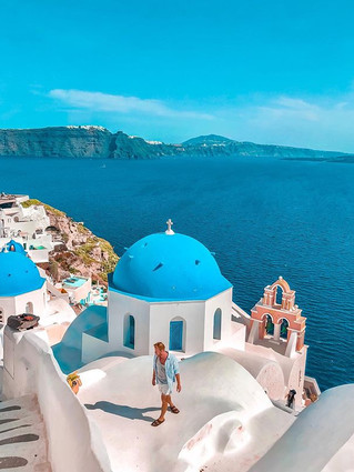 Life isn't black and white in Greece. It
