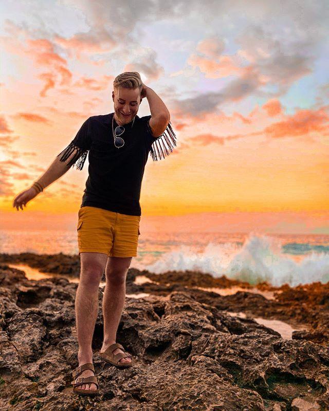 Jamaican sunrise 🌅. • I find it incredi