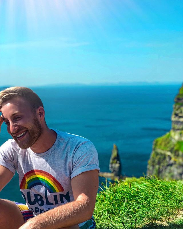 There's moher to life than just being ha