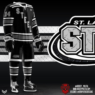 ST. LAWRENCE STEEL-HOME