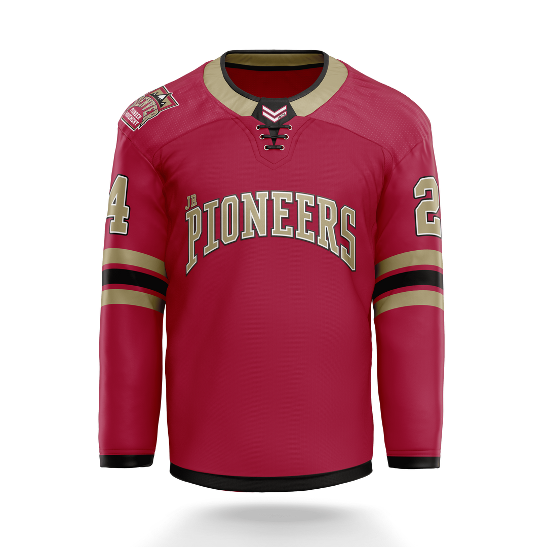 DENVER UNIVERSITY JR. PIONEERS