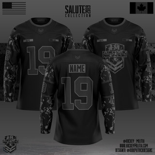 SALUTE TO SERVICE-DARK OPS