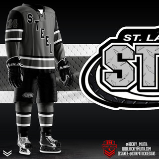 ST. LAWRENCE STEEL