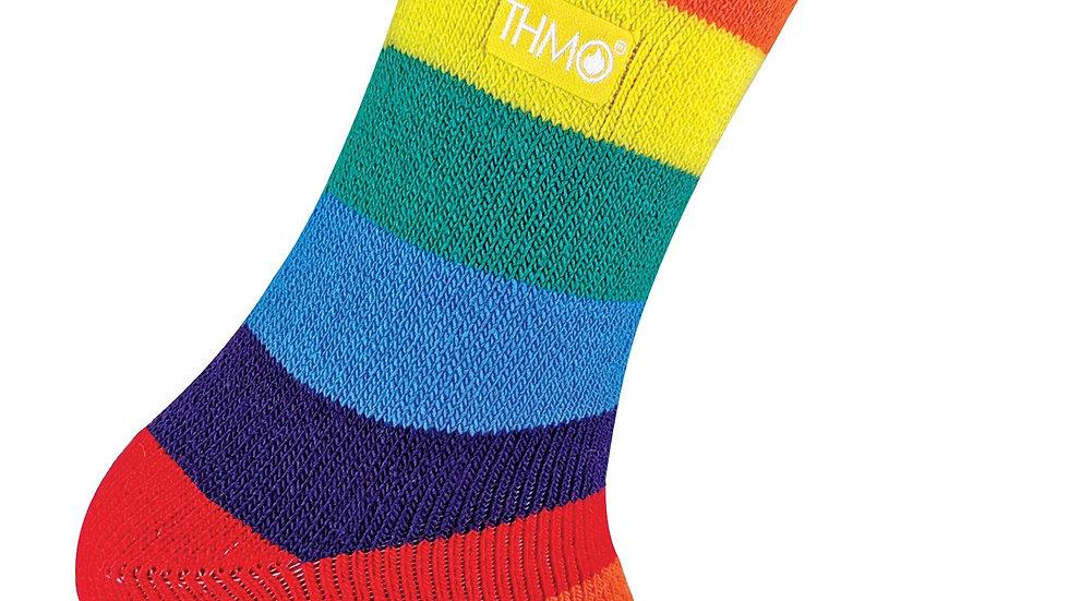 Mens / Ladies Rainbow Thermal Socks