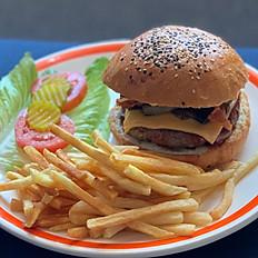 Hamburguesa Torito / Torito Burger
