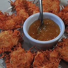 Camarones al Coco - Coconut Shrimp