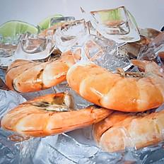 1 kg. Cubeta de Camaron - Shrimp Bucket
