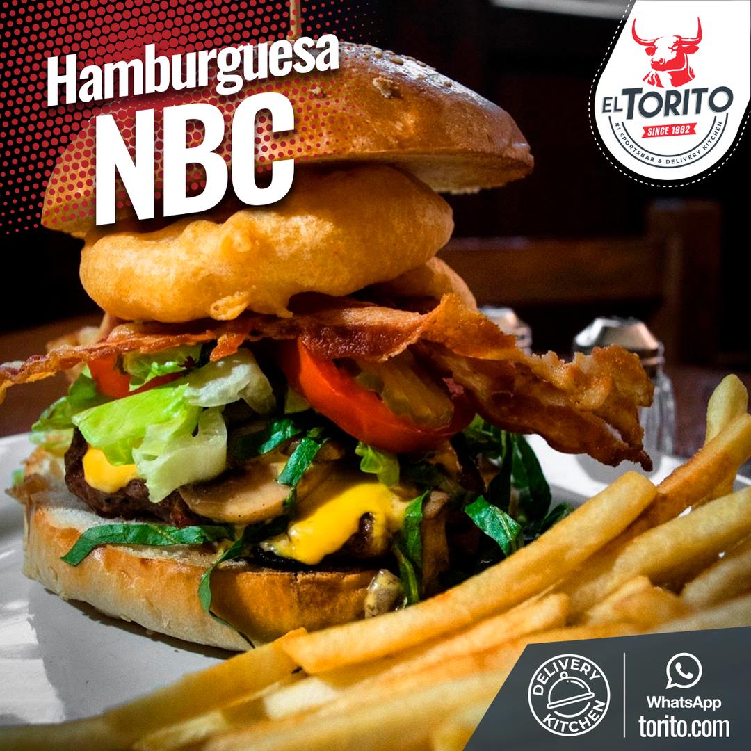 NBC Burger