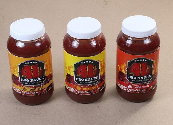 Salsa BBQ / BBQ Sauce