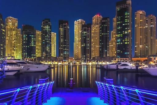 dock-skyline-night-city-skyscraper-citys