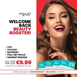 Welcome Back Beauty Booster _ FB Tal Gve