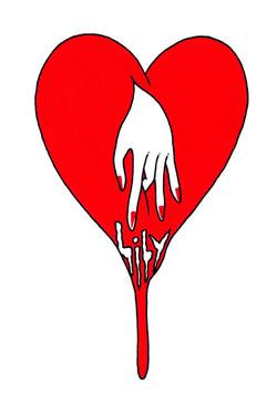 erotic lily heart by yanagida masami